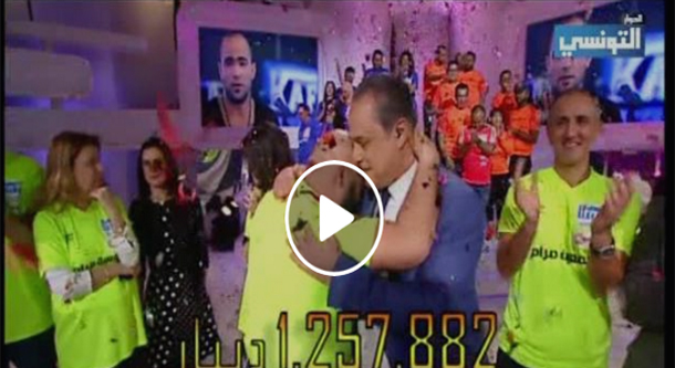 بالفيديو: جعفر القاسمي يكسب التحدي مع جمعية مرام والمبلغ يتجاوز المليار