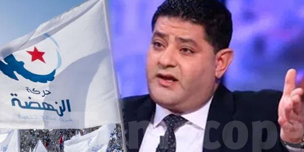 Wallid Jallad : Ennahdha considère le pouvoir comme un butin