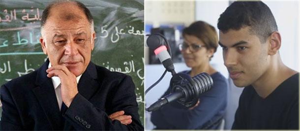 لم يدرج اسمه في قائمة المتفوقين في الباكالوريا: وزير التربية يعتذر من التلميذ مالك