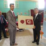 Inauguration du Projet de l'Implication de la Femme et le Jeune dans la Vie Active à Siliana
