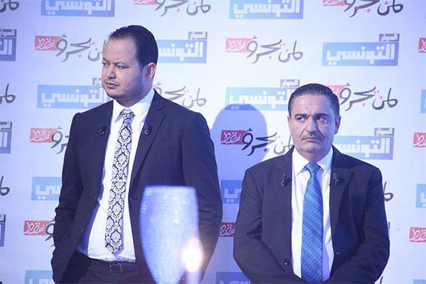 صورة تجمع سمير الوافي بشفيق جراية تلخّص الحلقة المقبلة من لمن يجرؤ فقط