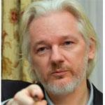 La France refuse l'asile politique à Julian Assange