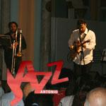 En Photos : Le concert de jazz du quartet 'Antonio Ragosta' à l'Acropolium de Carthage