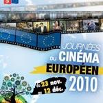 Le programme des journées du cinéma européen 2010