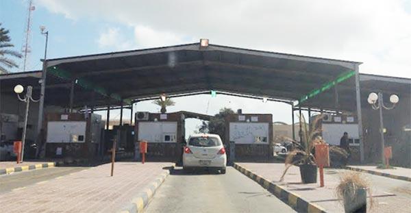 السماح للحالات الانسانية المرور من معبر رأس الجدير نحو تونس
