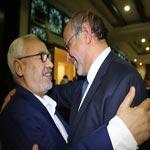 En photos : Hamadi Jebali et Rached Ghannouchi célèbrent la fête nationale du Qatar
