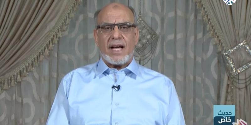 بالفيديو: هكذا بدا حمادي الجبالي وهو يعلق على إعادة العلاقات مع سوريا ضمن برنامج الزبيدي