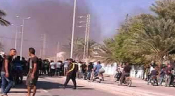 بسبب احداث سوق الأحد بقبلي: رئيس مركز جمنة يتعرض إلى ذبحة صدرية