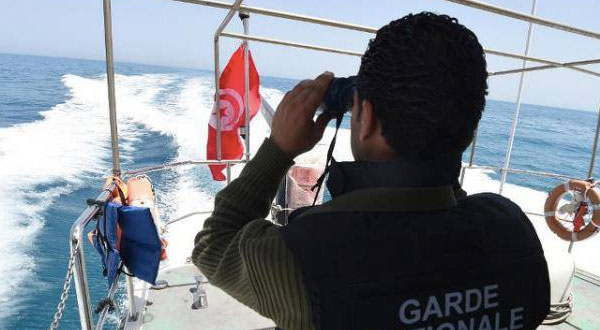انقاذ بحار أصيب بنزيف داخلي قبالة سواحل جرجيس