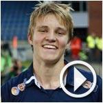 Un footballeur âgé de 15 ans débute avec l'équipe nationale norvégienne