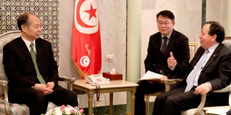 Deux dons chinois de 108 millions de dinars à la Tunisie