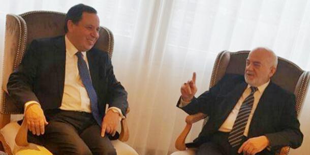 Khemaies Jhinaoui s'entretient à Genève avec son homologue irakien