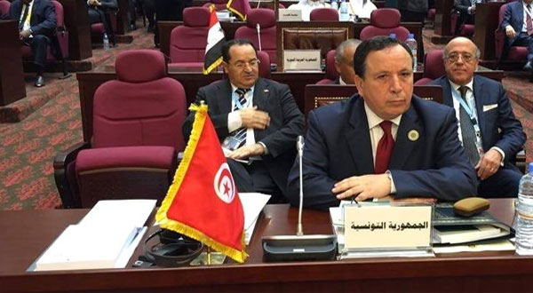 تونس تجدّد دعمها للقضية الفلسطينية وحرصها على وحدة ليبيا