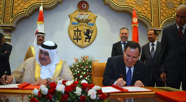 توقيع 15 اتفاقية ومذكّرة تفاهم بين تونس و البحرين