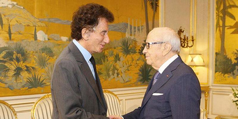 Déclaration de Jack LANG, Président de l'Institut du monde arabe