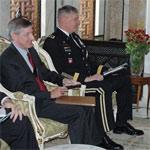 Mehdi Jomaa rencontre le commandant de l'Africom… à propos de la Libye ?