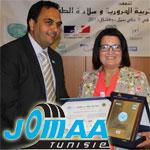 La société JOMAA récompensée lors du Symposium International sur  ''L'enfant & la sécurité routière''
