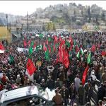 Les Jordaniens continuent à manifester … calmement !