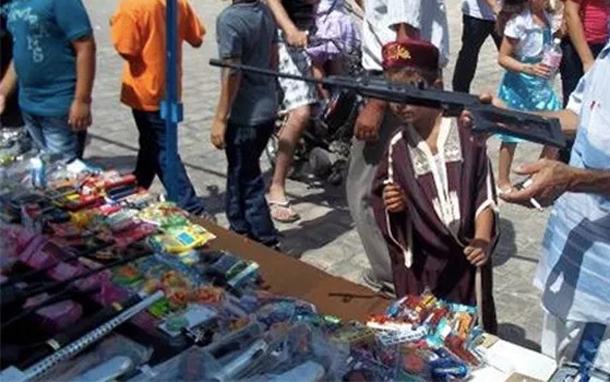 Aïd el-Fitr : Mise en garde contre l'achat de certains jouets