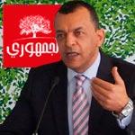 Lotfi Saibi à propos d'Al Joumhouri : Vous avez échoué et votre navire a coulé