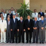 Photo du jour : Les gouverneurs et ministres de la Tunisie