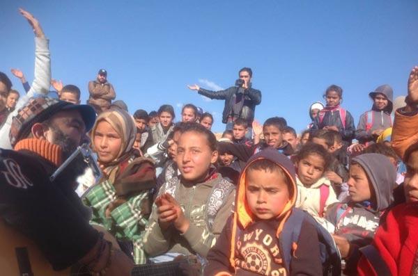 Yasser Jradi : Non, je n'ai pas défié le terrorisme, tout le mérite revient à ces enfants