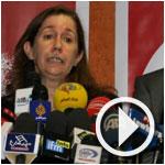 En Vidéo - Maya Jribi : la moyenne d'âge des candidats du Joumhouri est de 41 ans