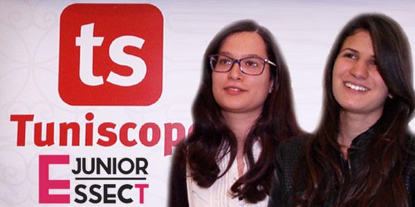 En vidéo : Tous les détails sur l'événement ''ESSECT Business Incubator'' organisé par Junior ESSECT
