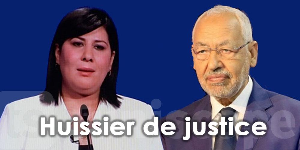 Moussi envoie un huissier de justice à Ghannouchi à cause de Dghij