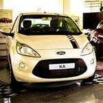 Relooker votre Ford KA sur la première  application Facebook 3D en Tunisie