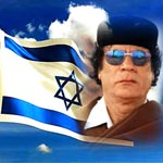 Selon un magazine Israélien : Kadhafi est ethniquement juif!