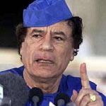 M. Kadhafi refait surface