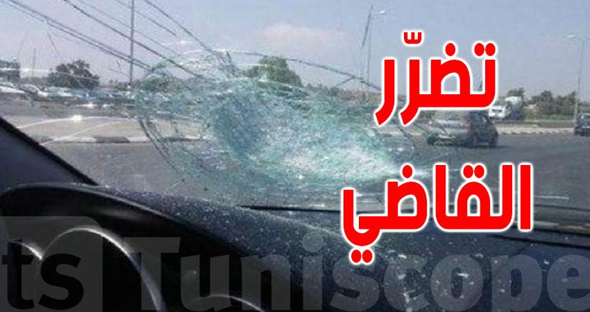 ''أوتوروت الحمامات'': الاعتداء على قاض بسيّارته وإصابته على مستوى الوجه