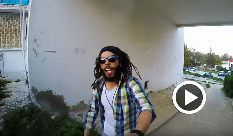 بالفيديو: مغني الراب ''كافون'' يطلق كليب جديد ..