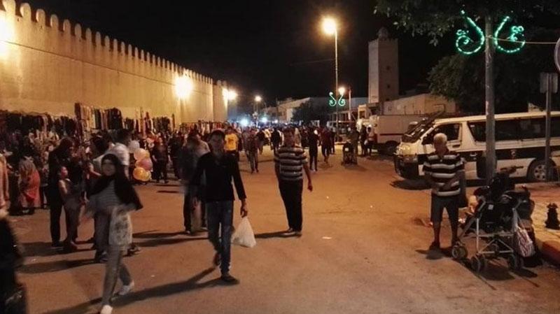 القيروان: مواجهات بين تونسيين وليبيين ...الأسباب