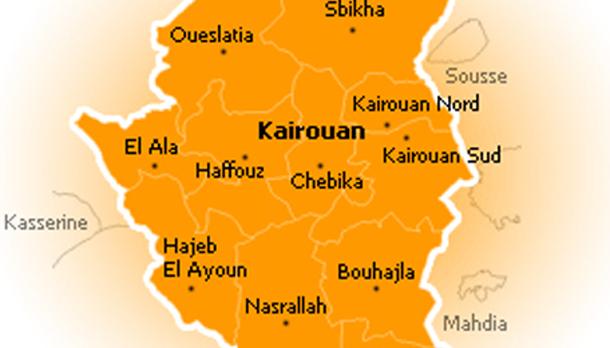 Une marche pacifique à Kairouan pour revendiquer le droit à l'emploi et au développement
