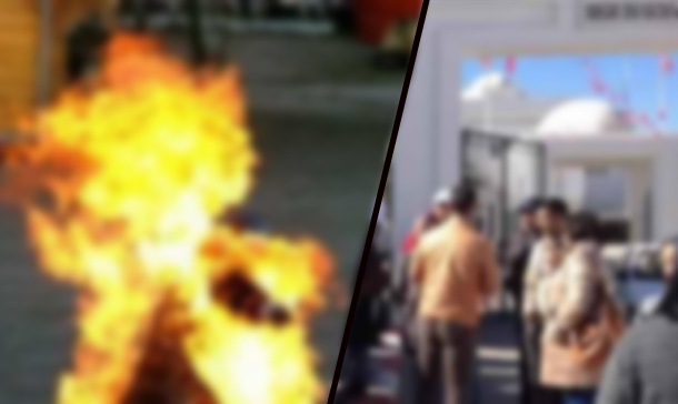Protestation à Kairouan et fermeture du siège du gouvernorat