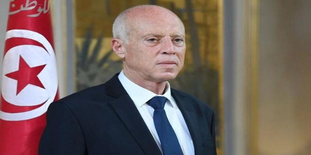 قيس سعيّد يتبادل التهاني مع عدد من رؤساء وقادة الدول العربية والإسلامية