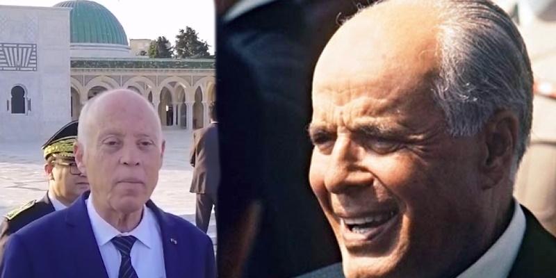 De Monastir, Kais Saied rend hommage à Bourguiba