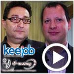 En Vidéo : Keejob et e-testing signent un partenariat pour simplifier la vie des RH