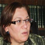Kalthoum Kennou, l'unique femme candidate à la présidentielle