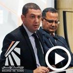 En vidéo : Pour son premier discours Khaled Zribi évoque les 20 ans du marché financier
