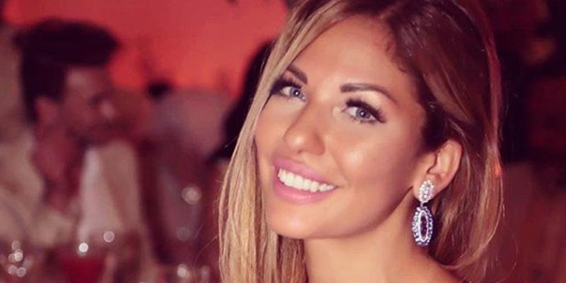 En photos : Khaoula Slimani habillée par SORAŸA Maison De Couture au Festival du Film de Dubaï