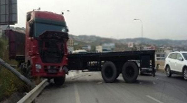 رسميا..تحجير مرور الشاحنات الثقيلة من منطقة خمودة
