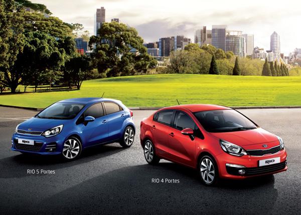KIA frappe fort en Août et s'accapare la première place sur le marché des véhicules particuliers