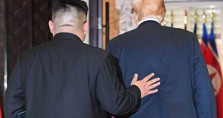 ترامب يتلقى وعداً من كيم: لا اختبارات نووية