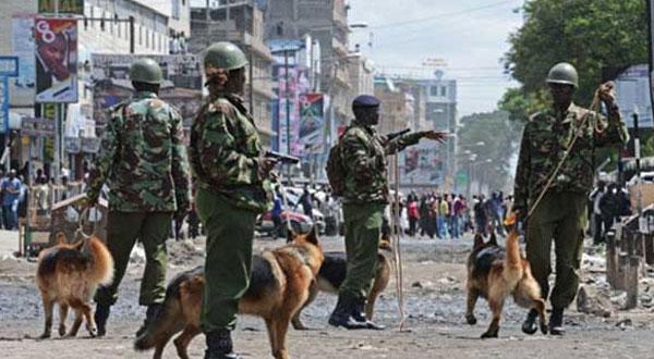الشرطة الكينية تعتقل رئيساً لجماعة إرهابية وزوجته لصلتهما بداعش