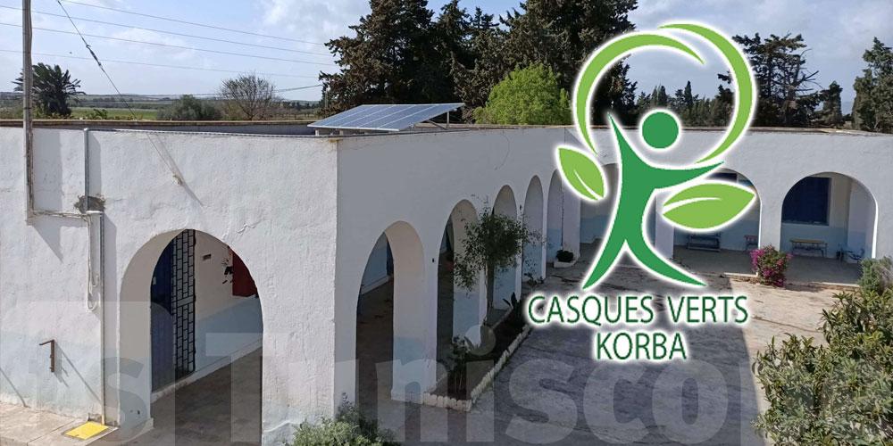 De l'électricité verte pour une école primaire à Korba