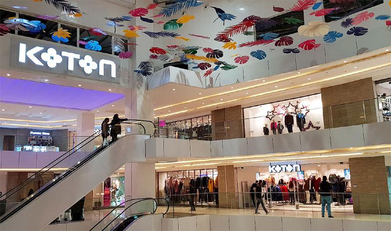 En vidéo : Inauguration du magasin KOTON au Centre commercial Manar City