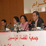 جمعية القضاة تدعو إلى تركيز المجلس الأعلى للقضاء